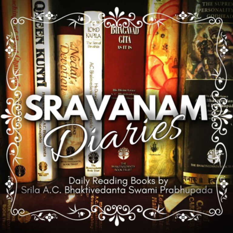 Sravanam Diaries